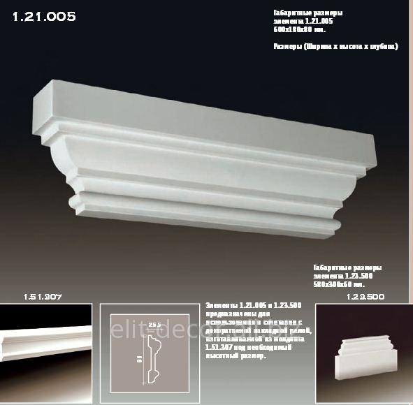 Buy Pilasters in Moldova
