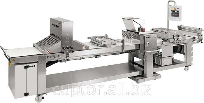 Купить Оборудование для производства изделий из слоеного теста