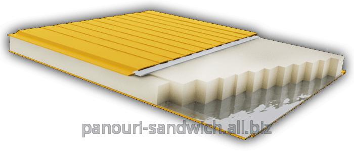 Сэндвич панель