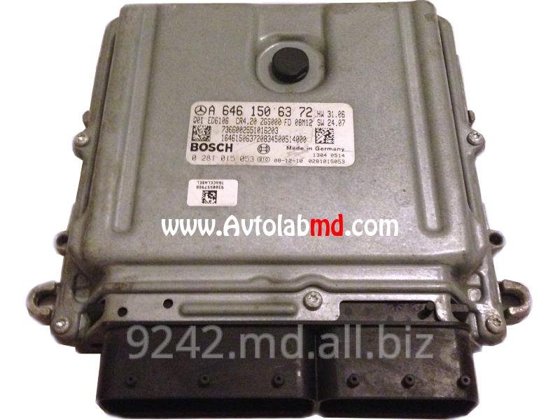 Купить Блок управления двигателя Мерседес CDI4 Diesel (Cr4)