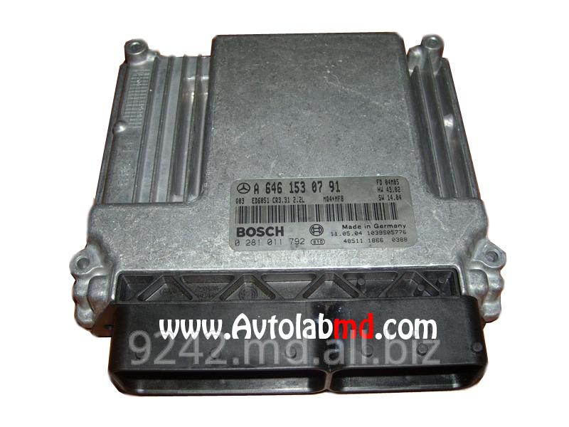 Купить Блок управления двигателя Мерседес CDI3 Diesel (Cr3)