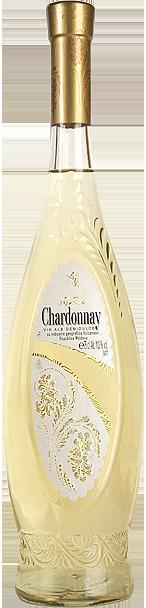 Купить Вино Chardonnay, белое, полусладкое, столовое, 0.75л