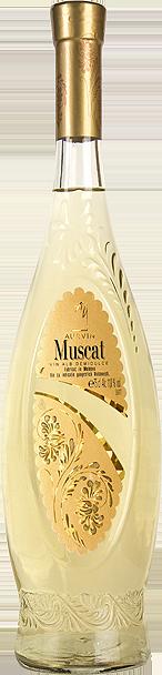 Купить Вино Мускат, белое, полусладкое, столовое, 0.75л