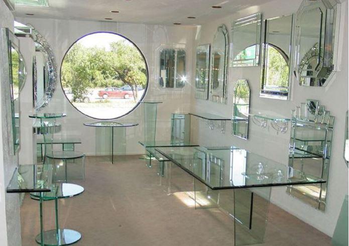 cumpără Mobilier din sticla