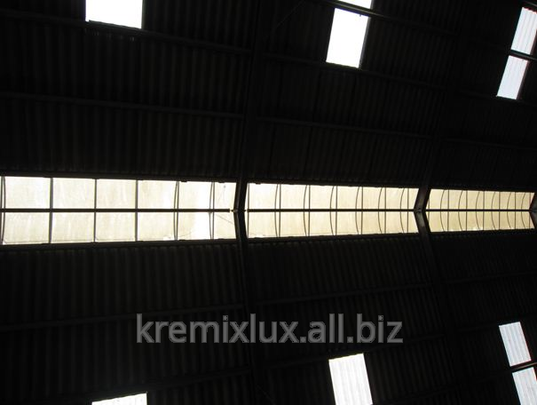 Buy Light roof ridge of a cowshed