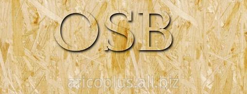 Купить Ориентированно-стружечные плиты OSB-3 KRONOPOL