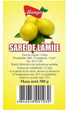 Купить Кислота лимонная в Молдове