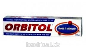 Купить Зубная паста для профилактики кариеса в Молдове,Сано орбитол
