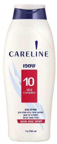 Купить Шампунь для окрашенных волос Careline