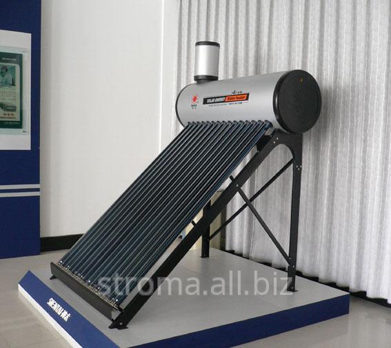 Купить Системы солнечного нагрева воды, гелиосистемы.