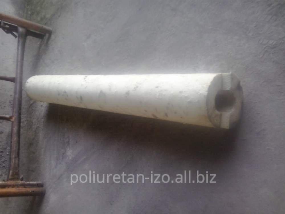 Купить Полиуретановые изделья для термоизоляции труб