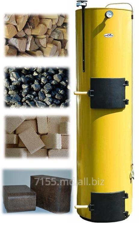Купить Котлы твердотопливные длительного горения STROPUVA дрова - до 30 часов. угол до 5 суток