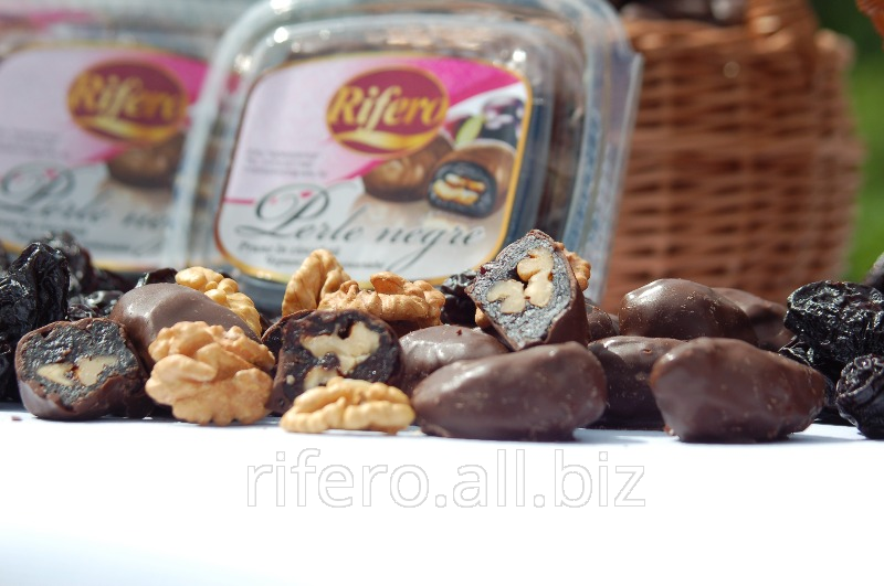 Buy Candies Prunes with a walnut in chocolate