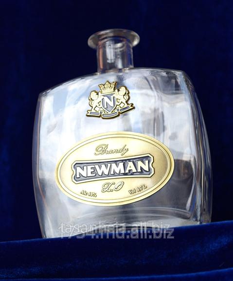 Металлические знаки и логотипы для бутылок