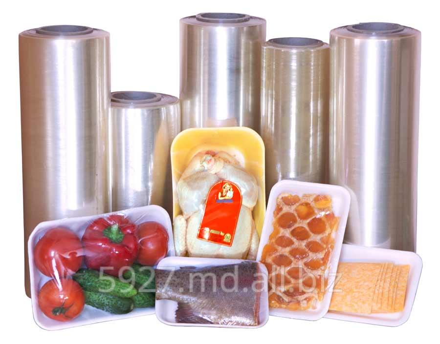 Купить Стретч пленки для упаковки пищевых продуктов