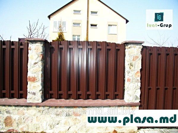 Gard în Moldova,garduri la comanda