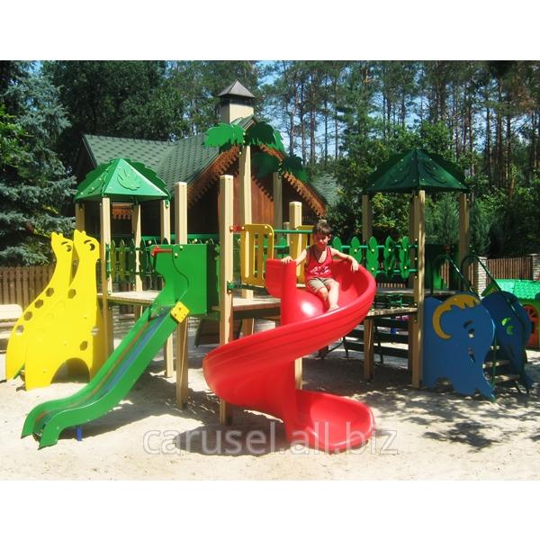 Купить Детский игровой комплекс Т809