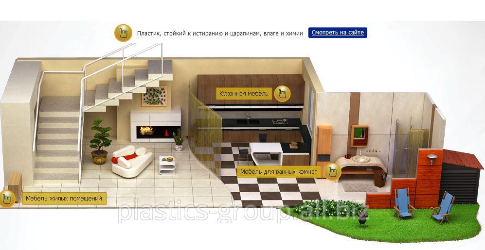 Купить Пластики для производства мебели в Молдове