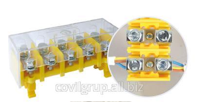 Power terminal block ZPW5x35A DIN