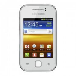 Купить Samsung Galaxy Y S5360, Pure White