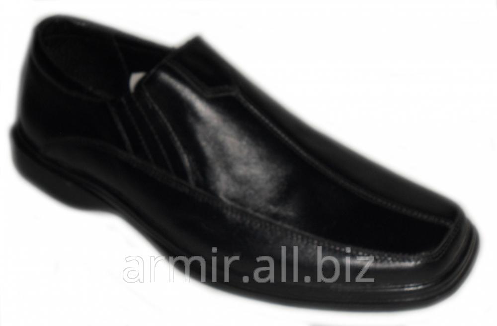 Купить Мужская обувь. Кожаные туфли