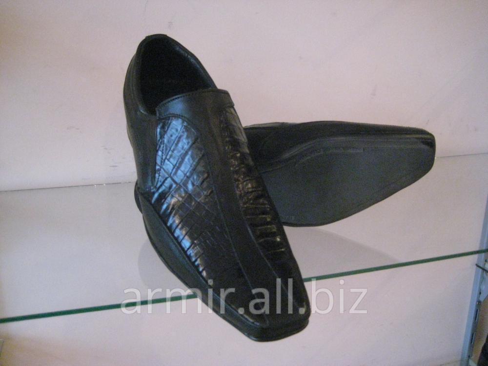 Купить Туфли. Обувь для мужчин. Производство Молдова