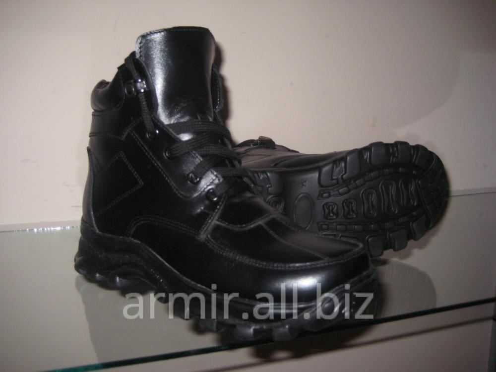 Buy Convenient winter footwear for men. Production Moldova