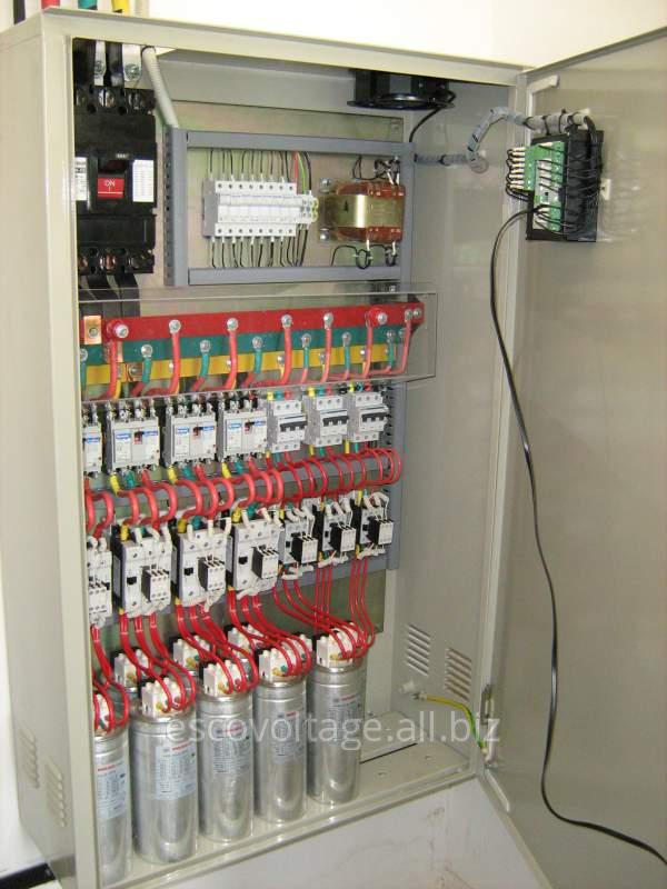 Купить Устройствы компенсации реактивной мощности ESCO-Voltaj