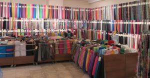 Fabrics wedding