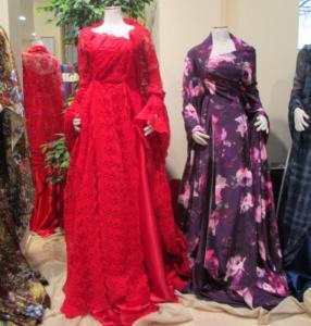 Fabrics dress
