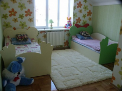 أثاث غرفة الطفل