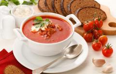 Обеды комплексные в Кишиневе
