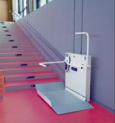 Подъёмное устройство для инвалидов;