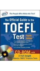 Official Guide New Toefl IBT 4ED+CD- ROM