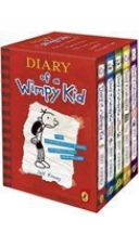 DIARY OF A WIMPY KID SET ( 6 BOOKS)