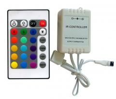 Controllers of svetodinamichesky devices