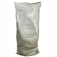 Bags are polypropylene