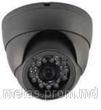 Антивандальная ИК купольная камера LIRDBSHE