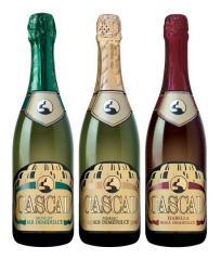 Cascad champagne in Moldova