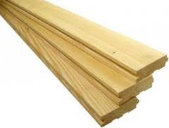 Boards wooden