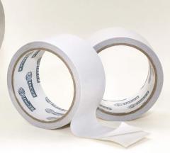 Bilateral adhesive tape polypropylene