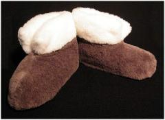 Chuni man's woolen - the best winter footwear