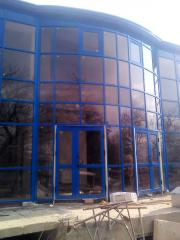 Front glazing in Moldova