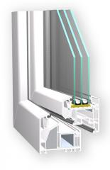 Profil de fereastra din PVC
