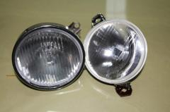 Lamps for cars
