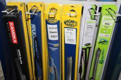 Rear screen wipers