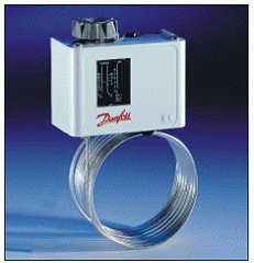 KP61 temperature relay (Danfoss Moldova)