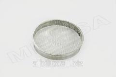 Cap for uterus of round galvanized Ø 90 mm.