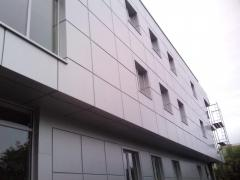 The ventilated facades (BOND) in Moldova