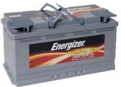 Авто аккумуляторы Energizer